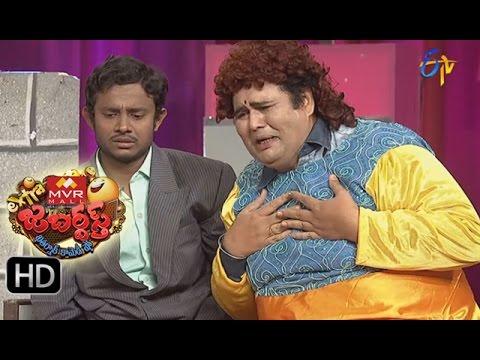 Extra Jabardasth - Patas Prakash Performance - 11th March 2016 - ఎక్స్ ట్రా జబర్దస్త్