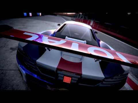 Project CARS — Behind The Stripes