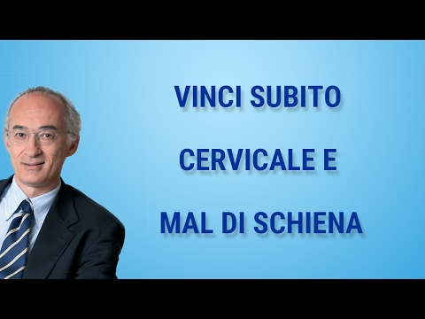 dott. caprioglio - mal di schiena e cervicale