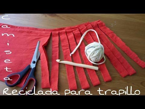 10 ideas para montar la mejor mesa dulce manualidades - Tutorial alfombra trapillo ...