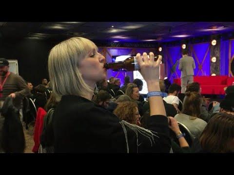 Festivalgangers zijn geliefde proefkonijnen - RTL Z NIEUWS