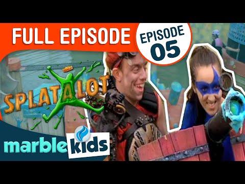 Splatalot! - Season 1 - Episode 5 - Sarthak: the Situation