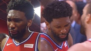 Joel Embiid Crying After Game 7 Loss To Kawhi's Game Winner! Sixers vs Raptors Game 7