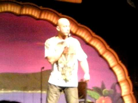 Leroy at Jon Lovitz Comedy Club.AVI