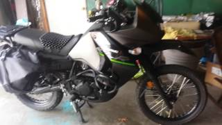 7. 2014 KLR 650 review