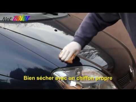 comment reparer des eclats dans une carrosserie d'auto