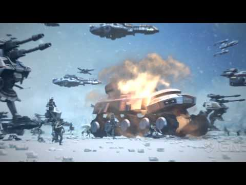 Star Wars: Commander 'Worlds in Conflict' Offiical Expansion Trailer