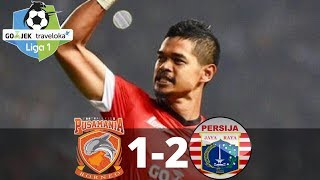 Video Borneo FC vs Persija Jakarta 1-2 - All Goals & Highlight - Liga 1 -  28/10/2017 MP3, 3GP, MP4, WEBM, AVI, FLV Maret 2019