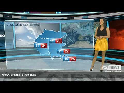 A3 NEWS METEO | 24/09/2020