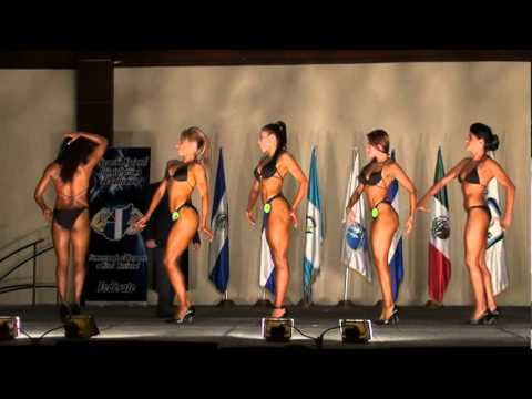 Campeonato C.A. Femenino - Body Fitness arriba de 1.58 [9 de 00]