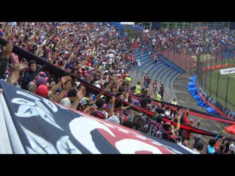Hoy no podemos perder. (Copa Libertadores 2014 ante Lanus) CERRO EN HD - La Plaza y Comando - Cerro Porteño