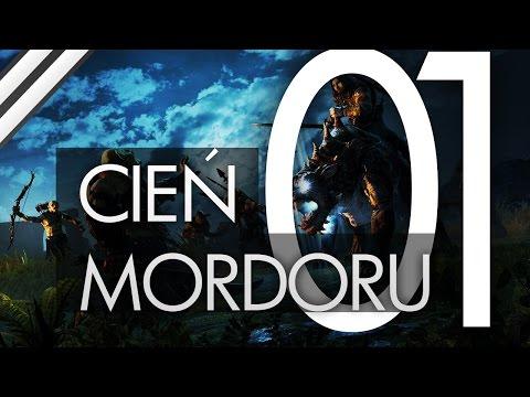 Zagrajmy w Śródziemie: Cień Mordoru #01 - Ostry początek Mordoru