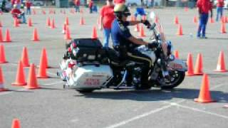 Gonzales (LA) United States  City new picture : 2010 Gulf Coast Police Motorcycle Skills Championship, Gonzales, LA DSCN1891.MOV