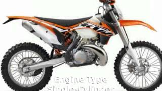 8. 2014 KTM XC 300 W - Walkaround and Info