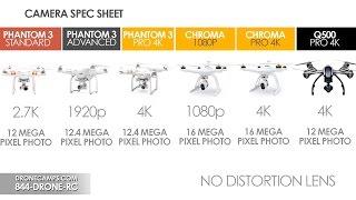 OFFICIAL - Phantom 3 Standard, Overview, Specs, Comparison