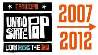 Dj Earworm - Top Pop US Mix 2007-2008-2009-2010-2011-2012