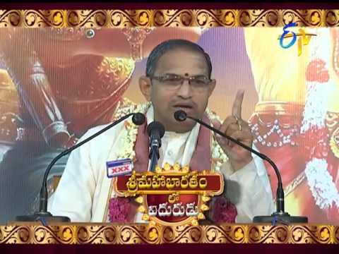 Characters in Sri Mahabharatam by Brahmasri Changanti | Subhamastu | 12th October 2016