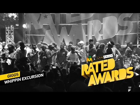 GIGGS | WHIPPIN EXCURSION | LIVE PERFORMANCE #RatedAwards 2016 @officialgiggs