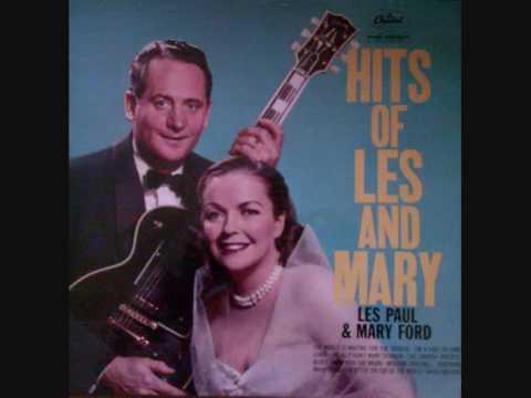 Tekst piosenki Les Paul & Mary Ford - I'm A Fool To Care po polsku
