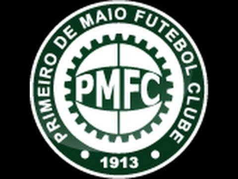 Hino Oficial do Primeiro de Maio Futebol Clube SP (Legendado)