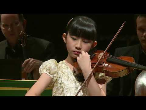CHLOE CHUA / Menuhin Competition 2018, Junior Finals