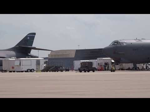 KC-135, B-52's & B-1 for maintenance, repair and overhaul