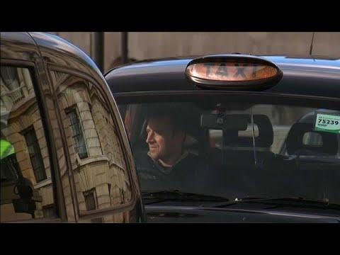 Λονδίνο: Οδηγοί ταξί κατά Uber
