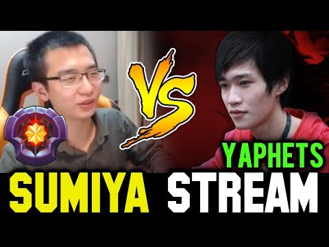 SUMIYA vs YAPHETS  Midlane Battle | Sumiya Invoker Stream Moment #286