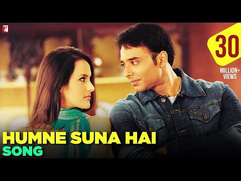 Humne Suna Hai - Full Song | Mere Yaar Ki Shaadi Hai | Uday Chopra | Sanjana