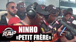 """Ninho reprend """"Petit frère"""" de IAM #PlanèteRap"""