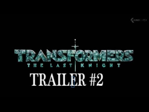Transformers: The Last Knight - Teaser Trailer (2017) Official - Paramount Pictures