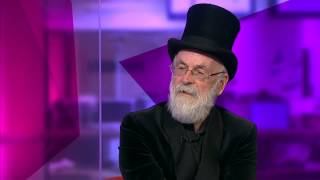 Sir Terry Pratchett: we need more money for Alzheimer's
