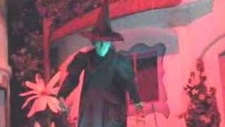 The Great Movie Ride - The Wizard of Oz - MGM Studios