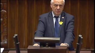 Niesiołowski kpi ze 'starannie wyedukowanych' posłów i specjalistów PiS – MOCNE!