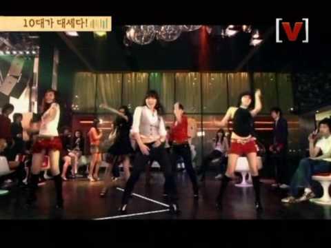 Wonder Girls – Honey Ver.