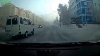Khanty-Mansiysk Russia  City pictures : -46 градусов в Ханты-Мансийск е / Khanty-Mansiysk RUSSIA 2014 HMAO-UGRA