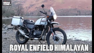 9. 2018 Royal Enfield Himalayan | Visordown Road Test