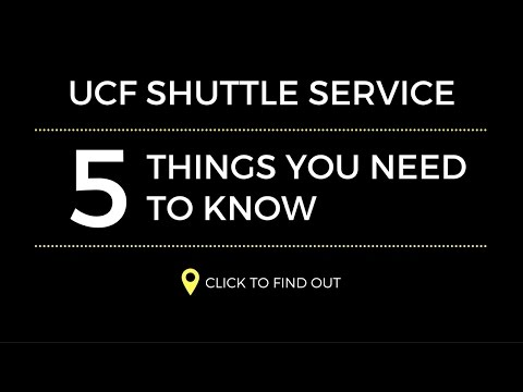 , title : '5 Things You Need To Know About The UCF Shuttle'