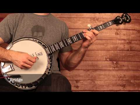 Modest Mouse quotSatin In A Coffinquot Banjo Lesson With Tab