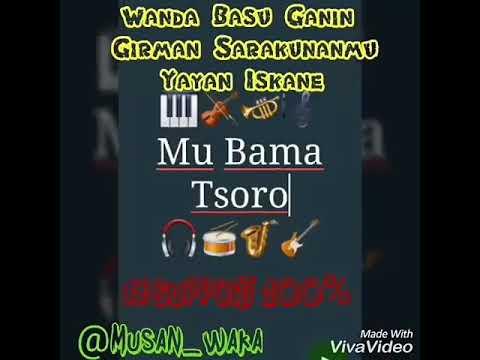 Mu bama tsoro wakar Nazir Sarkin_waka official video