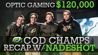 Call of Duty Championships Recap with Nadeshot