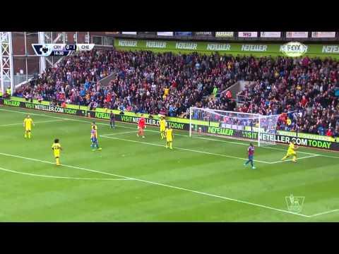 crystal - http://www.foxsports.it Una splendida punizione di Oscar spiana la strada alla vittoria degli uomini di Mourinho. Il Crystal Palace accorcia a tempo oramai s...