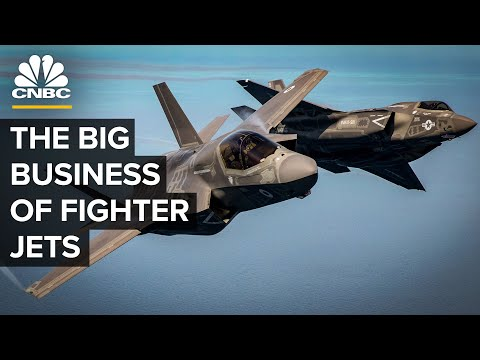The Big Business Of Fighter Jets