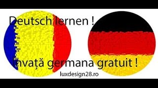 Curs audio limba germana verbe litera R: http://invatarea-rapida-a-limbii-germane.luxdesign28.ro/v......