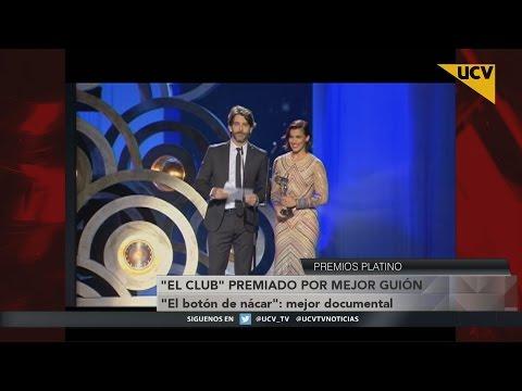 video UCV-TV presente en los Premios Platino desde Punta del Este