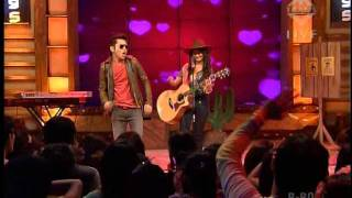 Video Nicky Tirta & Vanessa Angel - Indahnya Cintaku,Live Performed di Derings (04/10) Courtesy TransTV MP3, 3GP, MP4, WEBM, AVI, FLV Desember 2017