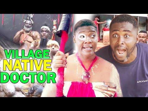 Mercy The Native Doctor - (Complete Movie ) Mercy Johnson & Onny 2020 Latest Nigerian Movie