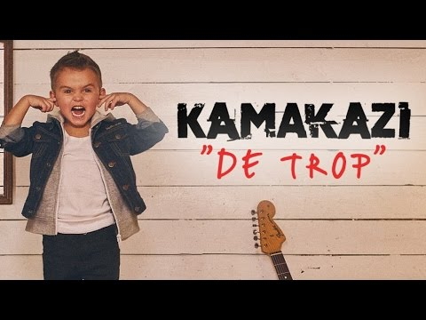 Kamakazi - De trop (Lyrics Video officiel)