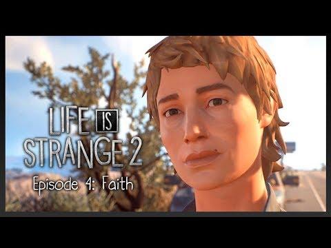 Life Is Strange 2 – Episode 4: Faith ★ Movie Series / All Cutscenes 【Full Episode】