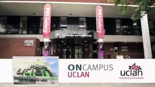 ONCAMPUS UCLan : pathway to University of Central Lancashire